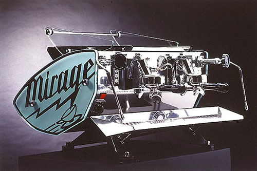 Mirage Duette Classic Coffee Machine